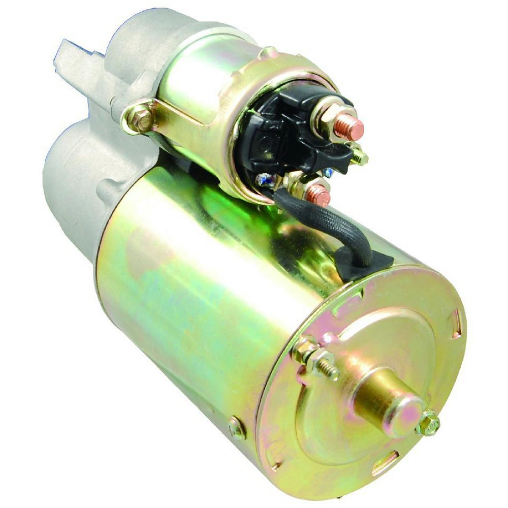 Wps World Power Systems Starter Motor 6418n The Home Depot