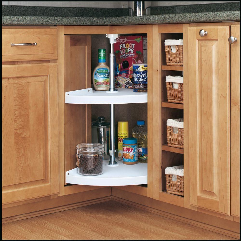Lazy Susans - Kitchen Storage \u0026 Organization - The Home Depot
