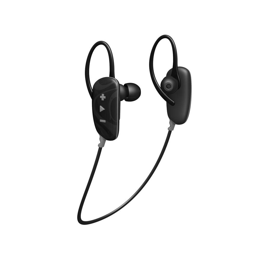 Craze Bluetooth Wireless Earbuds - Black