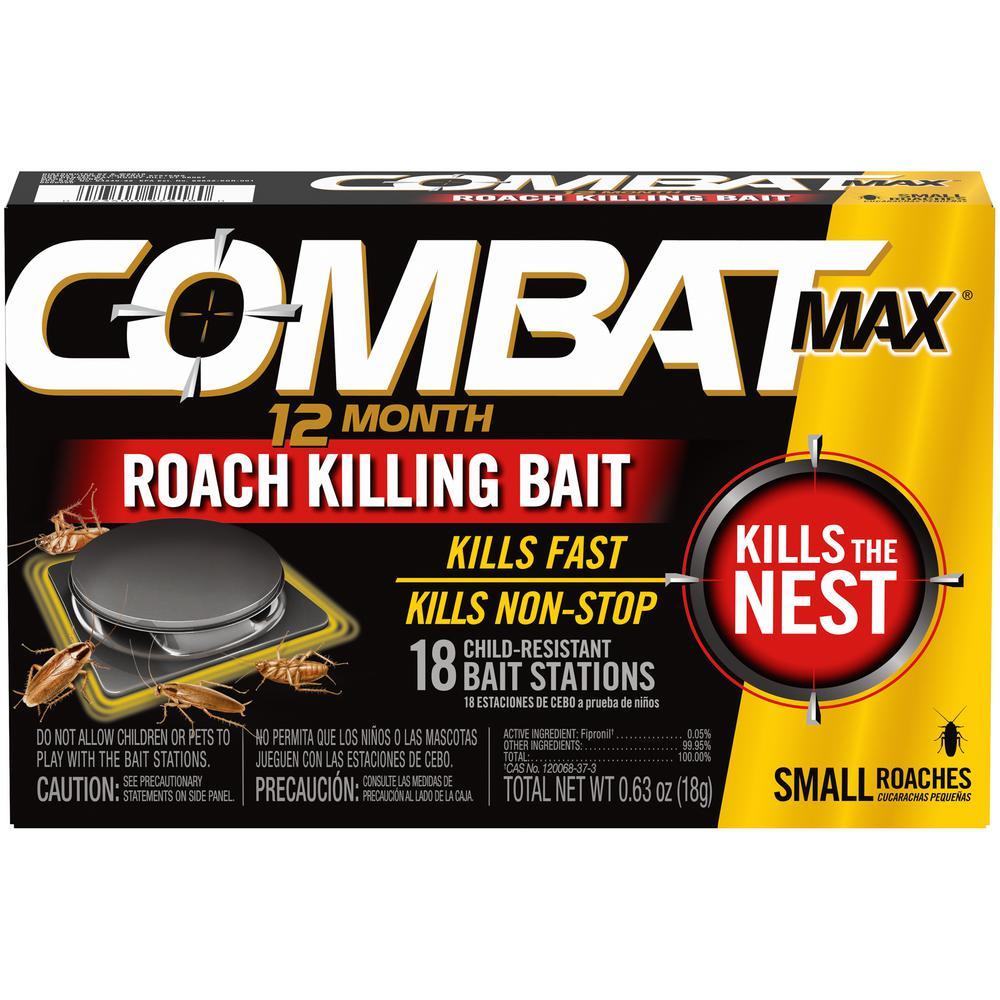 Max 12-Month Roach Killing Bait (18-Count)