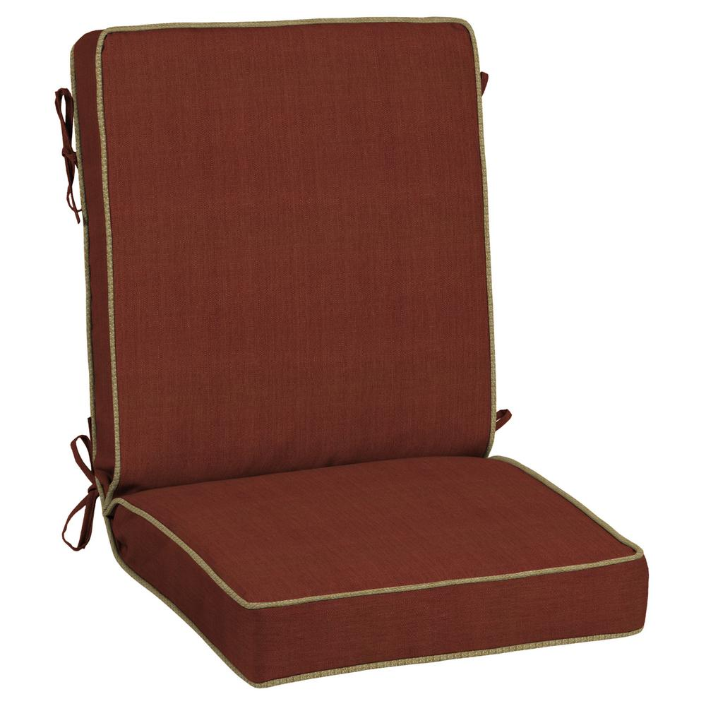 bombay outdoors pompas pomegranate snap dry outdoor dining chair cushion fe54394d d9b1 the. Black Bedroom Furniture Sets. Home Design Ideas