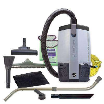 ProVac FS 6 6 Qt. Backpack Vac with Residential Cleaning Service Kit