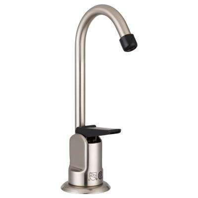 RV Drinking Fountain Faucet in Brushed Satin Nickel