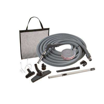 Bare Floor Central Vacuum System Attachment Set