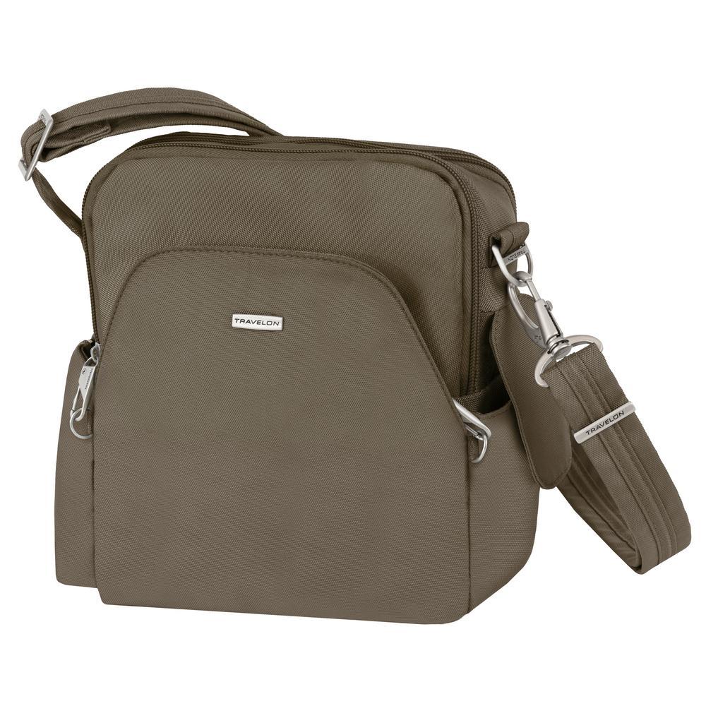Travelon Anti-Theft Nutmeg Classic Travel Bag