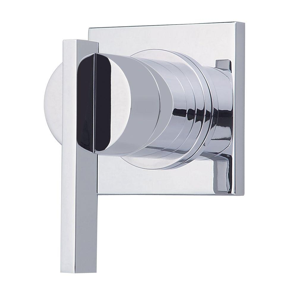 Danze Sirius 3/4 in. Thermostatic Volume Control Trim Only in Chrome