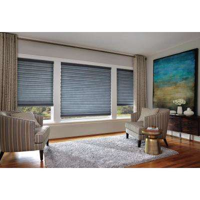 Installed Hunter Douglas Solera Soft Shades
