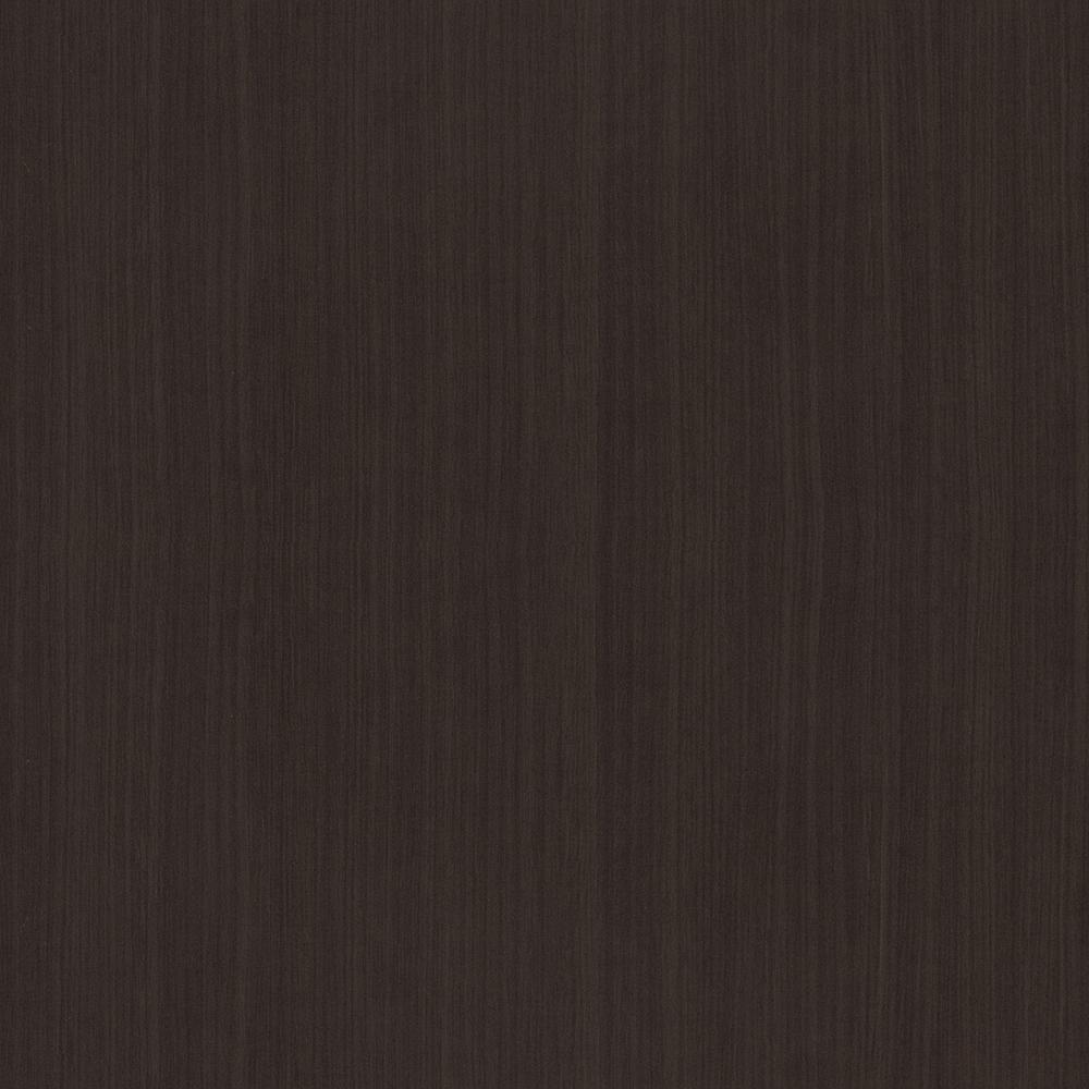 3 ft. x 8 ft. Laminate Sheet in Ebony Recon with Standard Fine Velvet Texture Finish