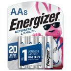 Ultimate Lithium AA Battery (8-Pack)