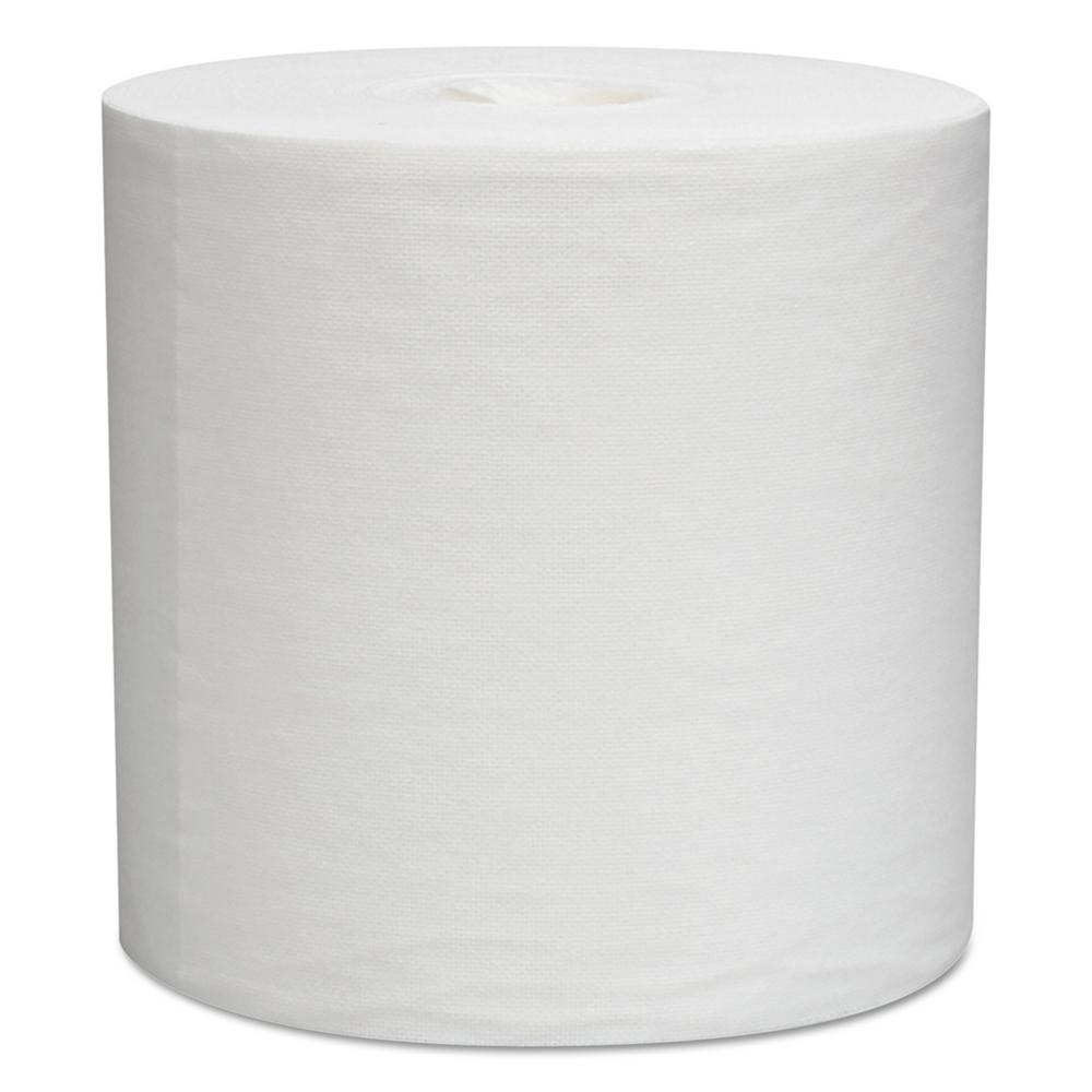 (9) 4/5 in. x (15) 1/5 in. L30 Wipes, Center-Pull Roll