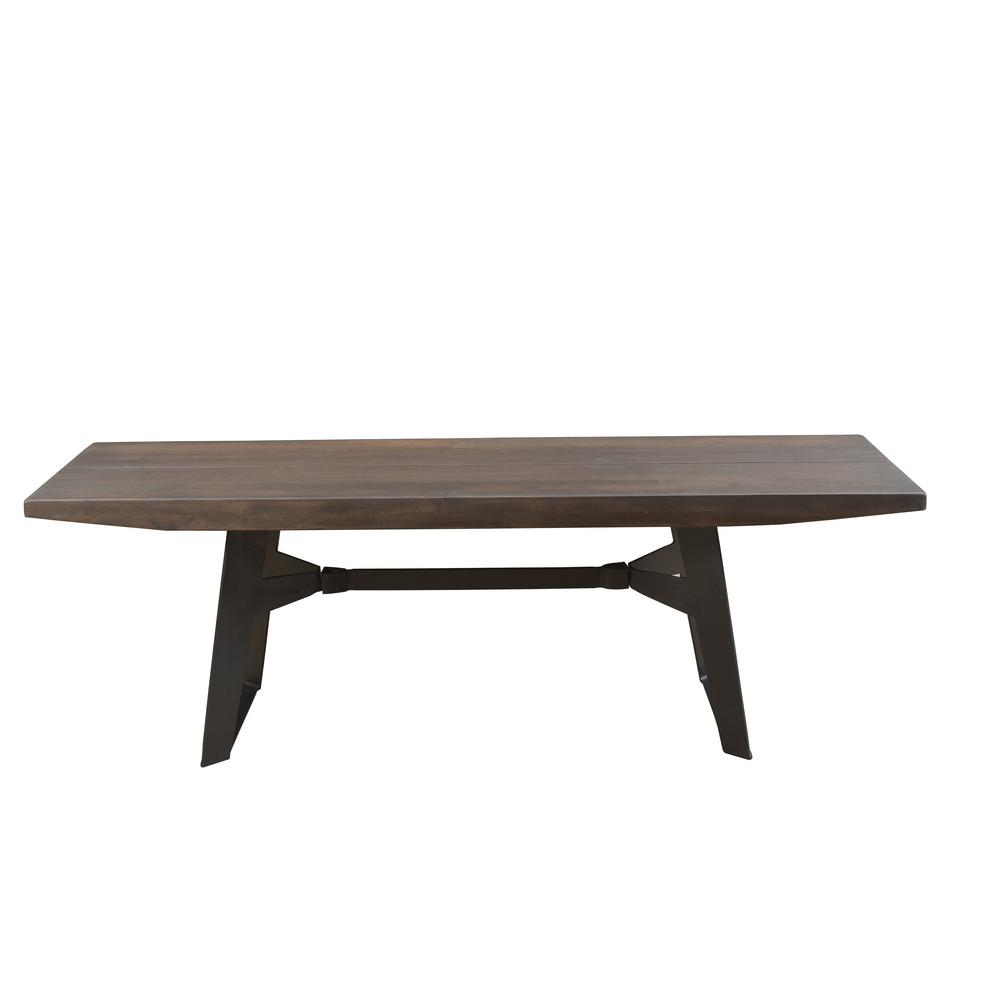 Acacia Wood Dining Bench