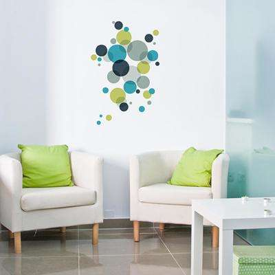 Multi-color - Wall Decals - Wall Decor - The Home Depot