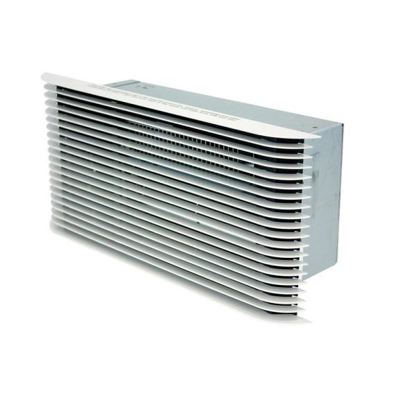 PAW 2250-Watt 7677 BTU Electric Wall Heater 240-Volt with Ultra Grill White