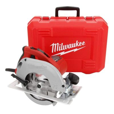 15 Amp 7-1/4 in. Tilt-Lok Circular Saw with Hard Case