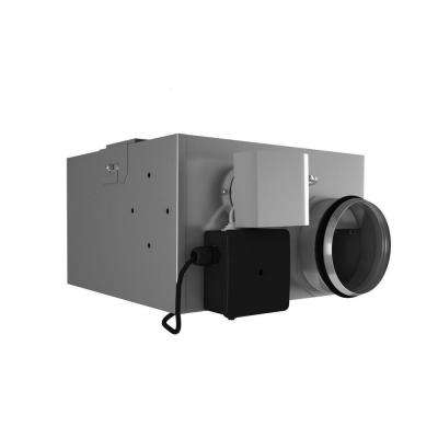 Unique Design 220 CFM Metal Dryer Booster Fan with 5 in. Duct
