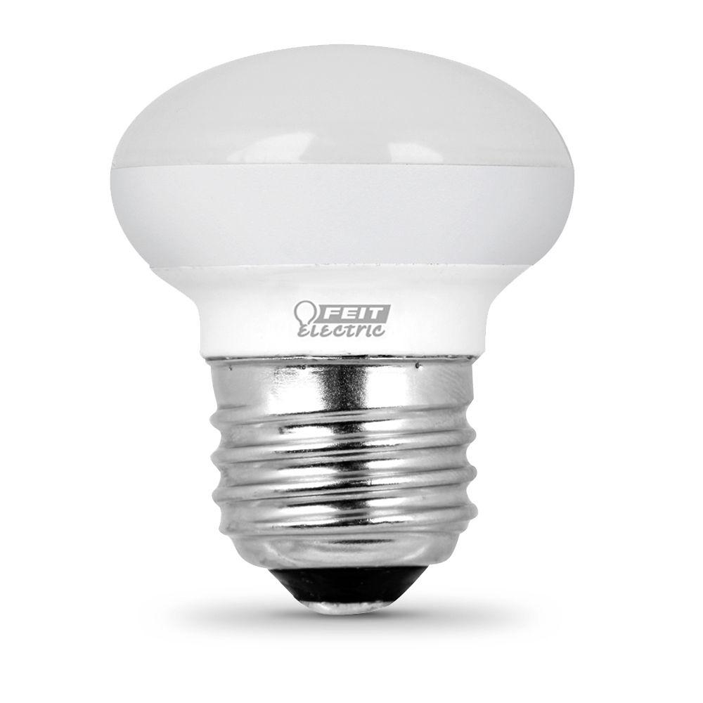 Feit Electric 40w Equivalent Soft White 2700k R14 Dimmable Led Light Bulb Bpr14dm Led The