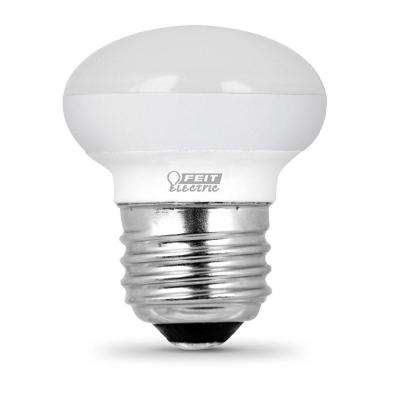 40W Equivalent Soft White R14 Dimmable LED Light Bulb