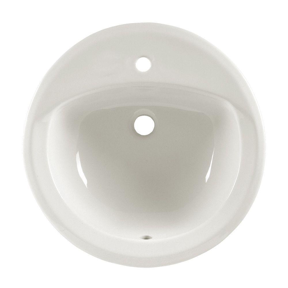 American Standard Rondalyn Self Rimming Bathroom Sink In