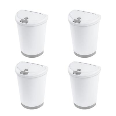 Sterilite Pull Out Trash Cans Pull Out Cabinet Organizers The Home Depot