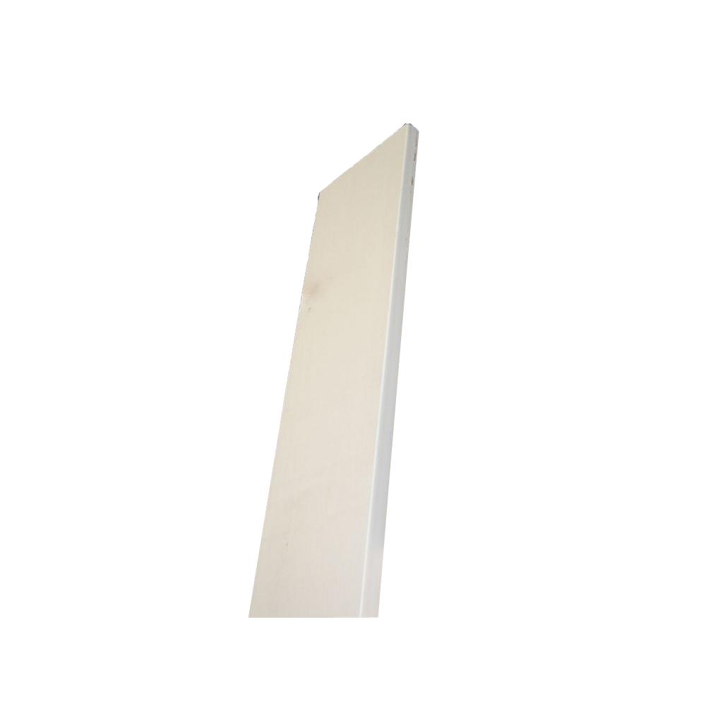 11/16 in. x 5-1/2 in. x 8 ft. Primed Redwood Board