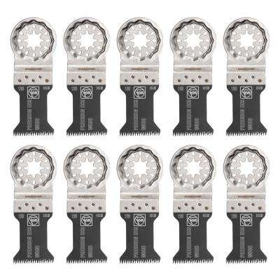 1-3/8 in. E-Cut Precision Saw Blade Starlock (10-Pack)