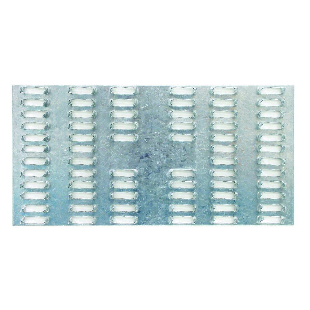 3 in. x 6 in. 20-Gauge Mending Plate