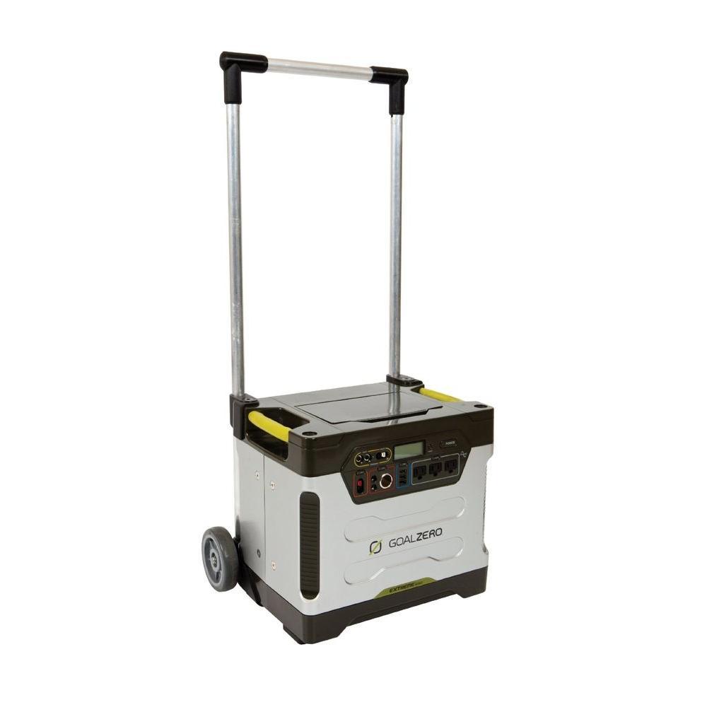 Goal Zero Yeti 1250-Watt Battery Powered Portable Generator