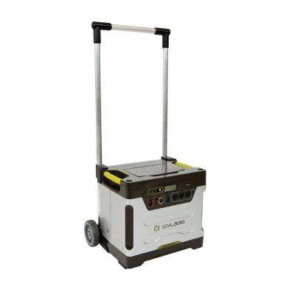 Yeti 1250-Watt Battery Powered Portable Generator