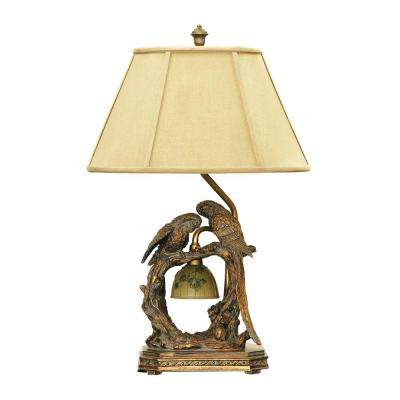 Bronze - Table Lamps - Lamps & Shades - The Home Depot