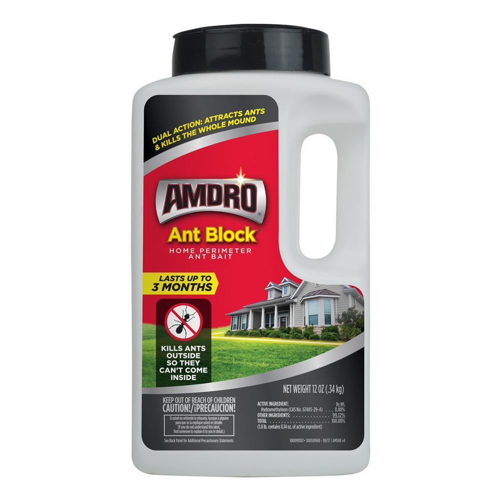 12 oz. Ant Block Home Perimeter Ant Killer Bait