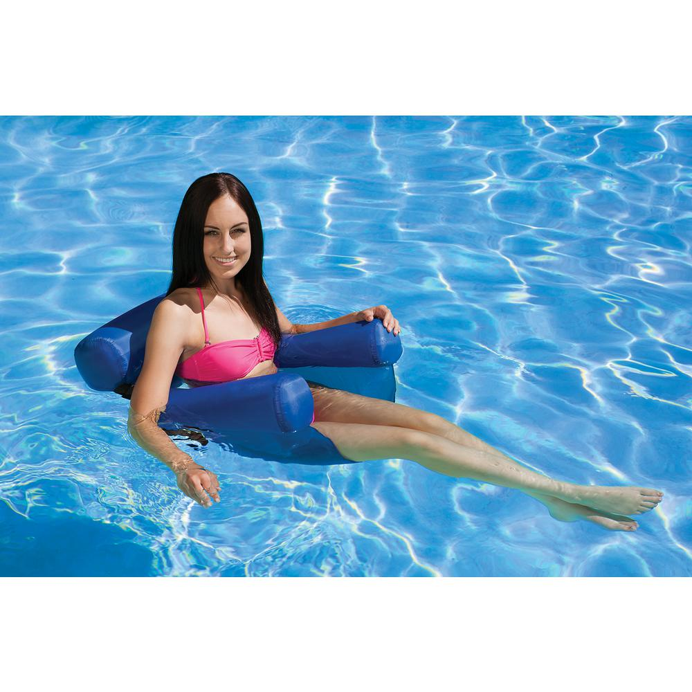 Poolmaster Swimming Pool Float Water Chair Lounger