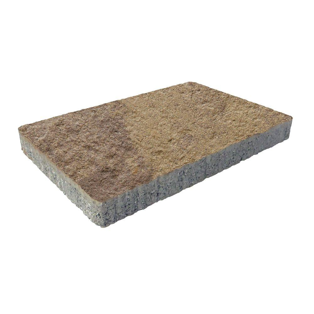 Pavestone Capriana Large 14 in. x 21 in. Yosemite Blend Concrete Step Stone (72 Pieces / 98 Sq. ft. / Pallet)
