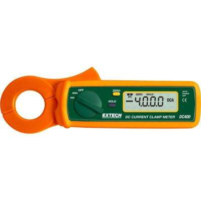 400-Amp DC Mini Clamp Meter