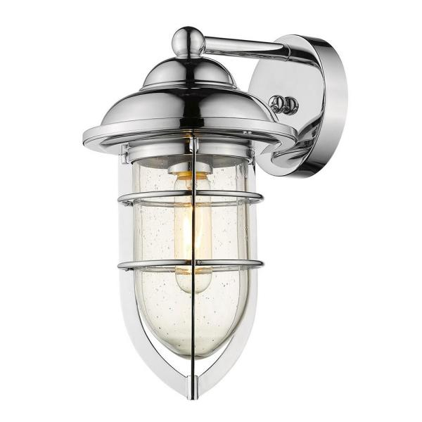 Acclaim Lighting Dylan 1 Light Chrome