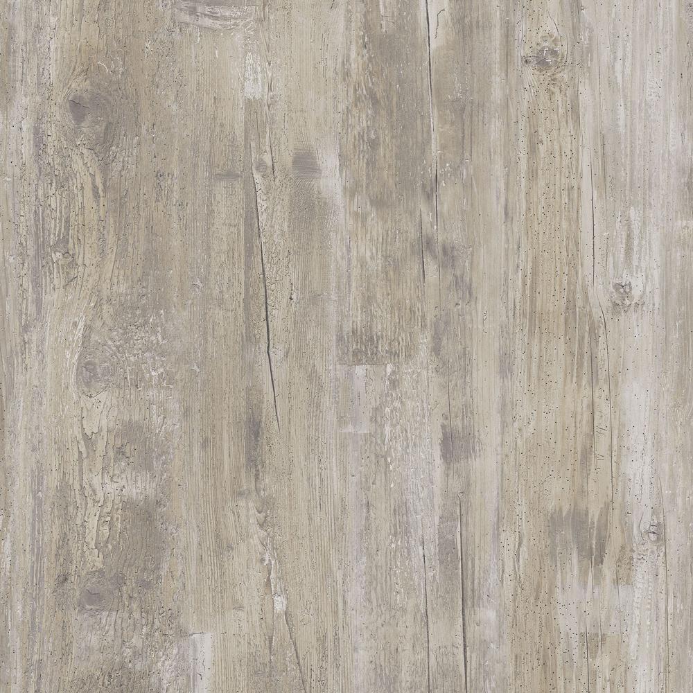 LifeProof Lighthouse Oak 8 7 in  x 47 6 in  Luxury Vinyl Plank Flooring  (20 06 sq  ft  / case)