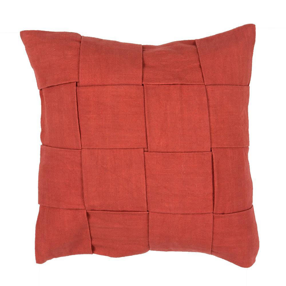 Tabby Hotsauce Downfill Decorative Pillow