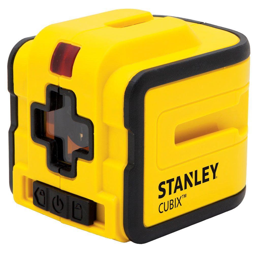 stanley laser line manual level