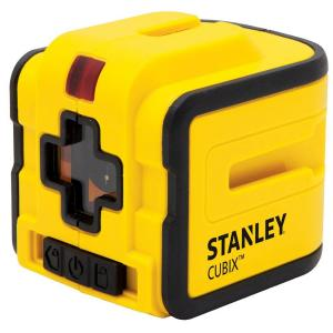 Stanley Cubix Cross Line Laser Level by Stanley