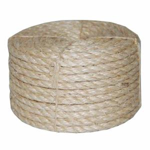 3/8 in. x 100 ft. Twisted Sisal Rope