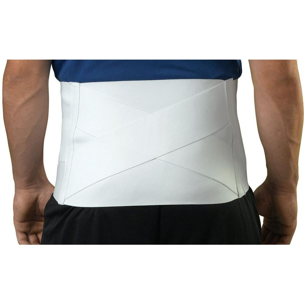 Curad Extra-Large Back Support with Suspenders