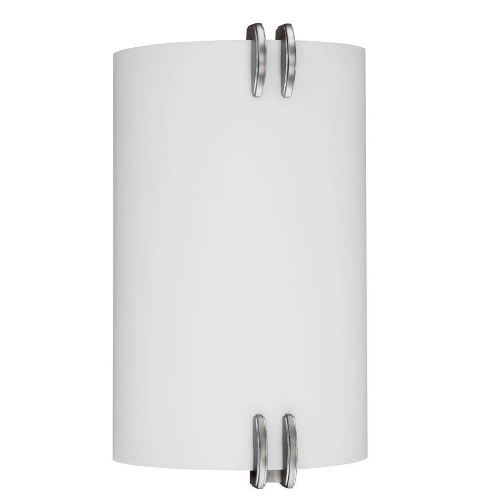 Radionic Hi Tech Orly Polished Nickel Outdoor Sconce