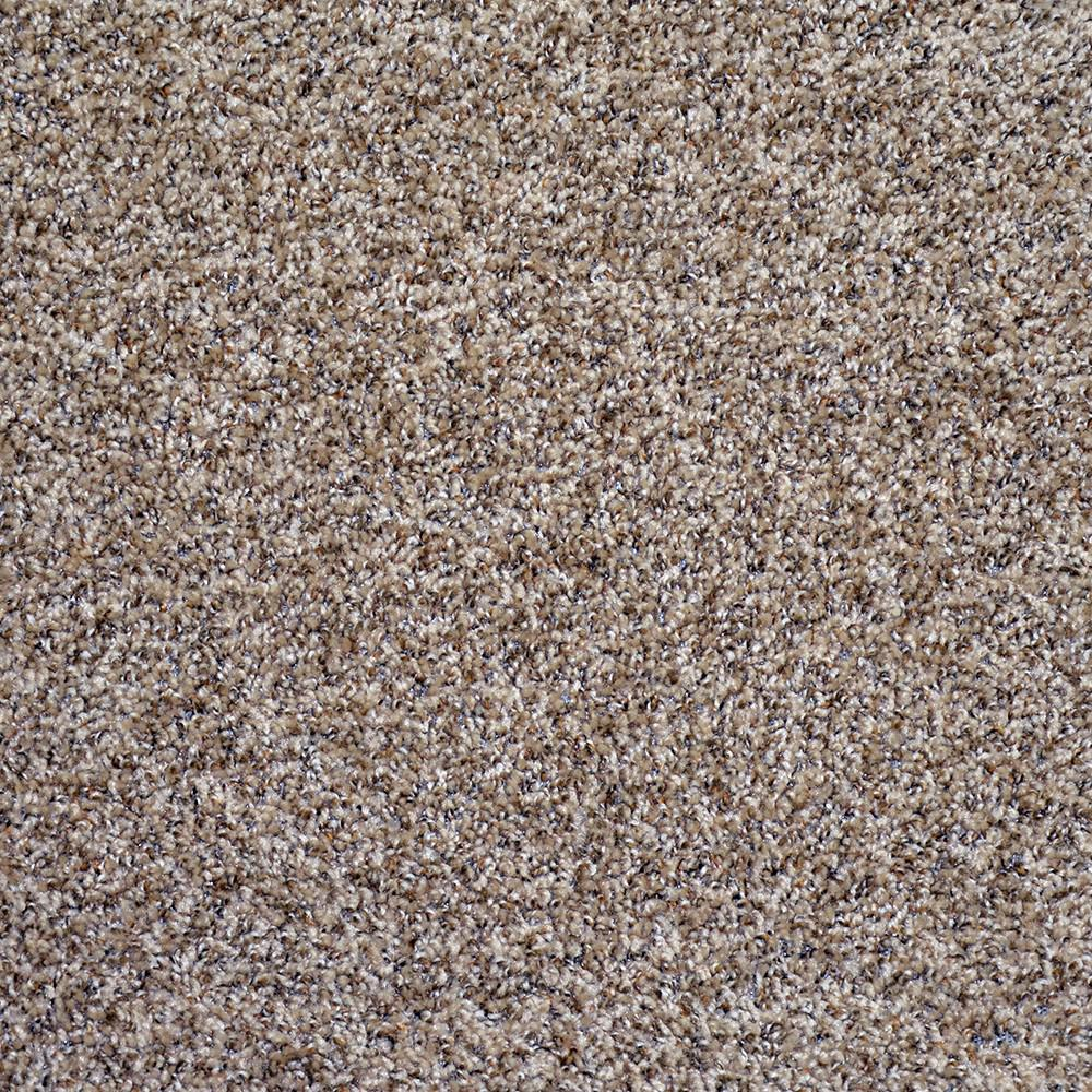 Trafficmaster hartsfield color skypoint twist 12 ft for Taupe color carpet