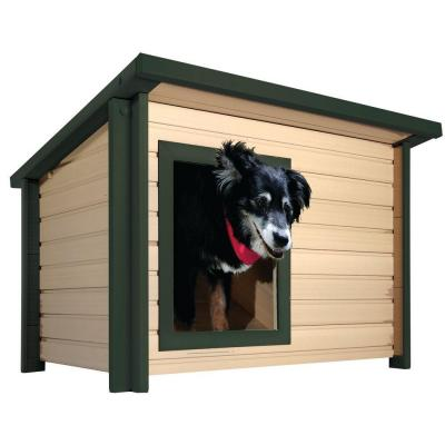 ECOFLEX Lodge Style Dog House -X Large