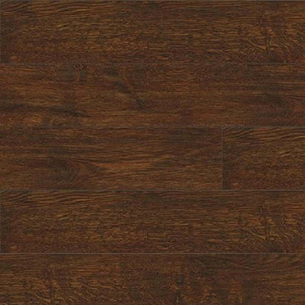 8 Dark Laminate Wood Flooring Laminate Flooring The Home Depot