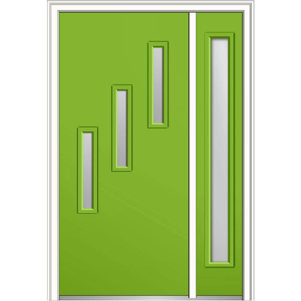 Mmi Door 50 In X 80 In Davina Low E Glass Right Hand 3
