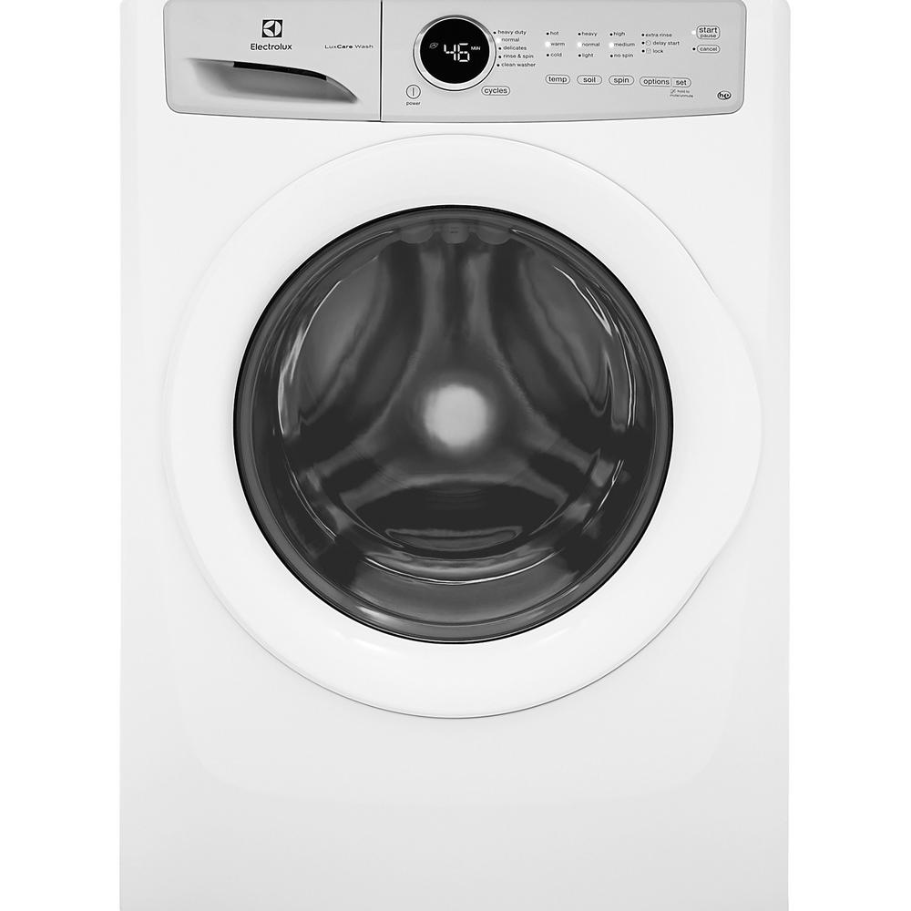 4.3 cu. ft. High Efficiency Front Load Washer in White, ENERGY STAR
