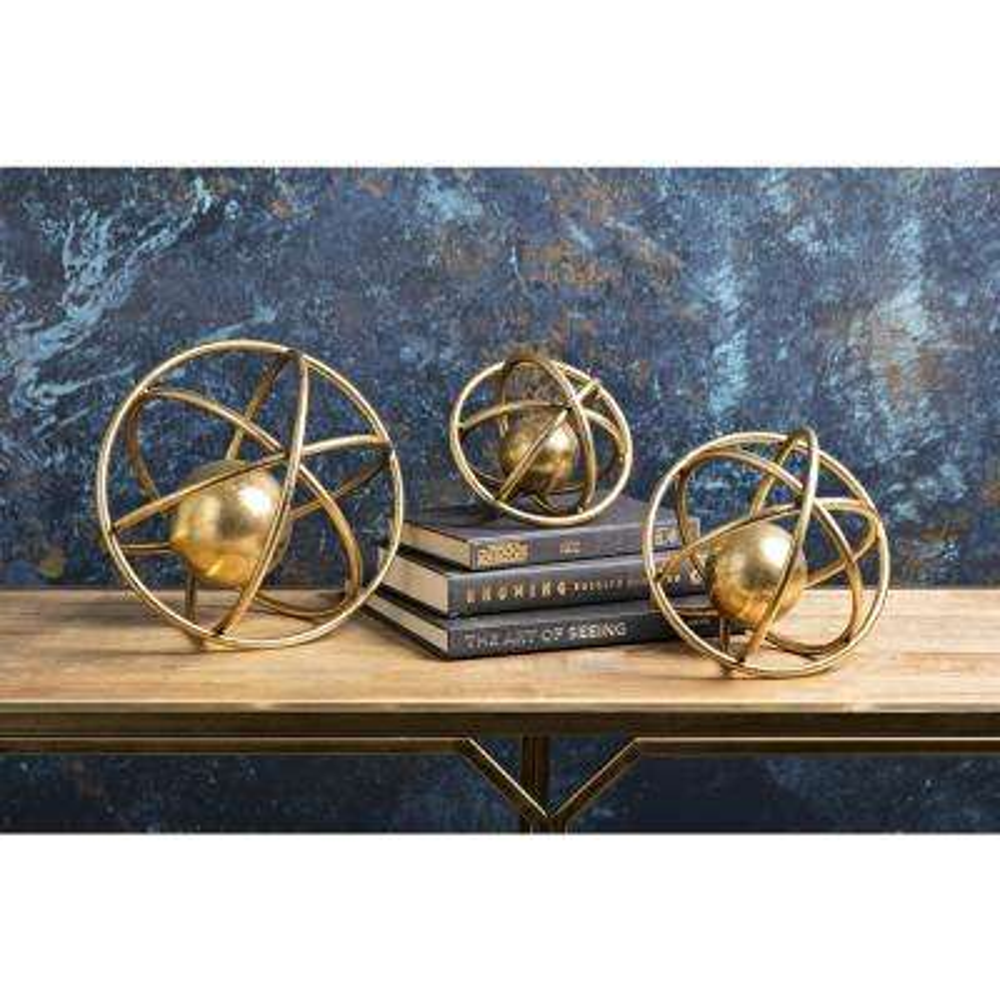 Galaxy Deco Iron Balls (Set of 3)