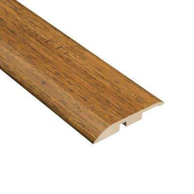 Strand Woven Bamboo Tavern 3/8 in. Thick x 1-3/4 in. Wide x 94-1/2 in. Length Vinyl Multi-Purpose Reducer Molding