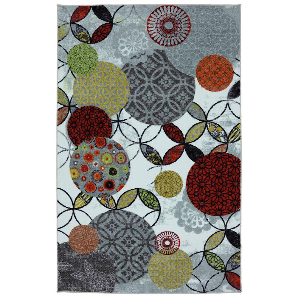 Mohawk Home Give and Take Kaleidoscope 7 ft. 6 in. x 10 ft. Indoor Area Rug was $214.09 now $128.45 (40.0% off)