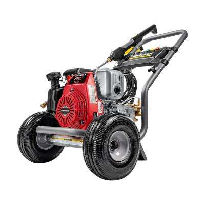 3200 psi 2.5 GPM Gas Pressure Washer - California Compliant